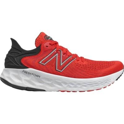 ニューバランス New Balance メンズ ランニング・ウォーキング シューズ・靴 Fresh Foam 1080 V11 Running Shoes Red/Red