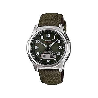 特別価格[カシオ] 腕時計 ウェーブセプター 電波ソーラー WVA-M630B-3AJF グリーン好評販売中