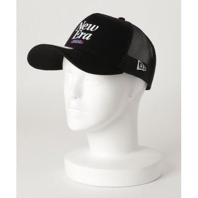 NAUGHTIAM / 【NEW ERA/ニューエラ】9FORTY A-Frame トラッカー ベーシックファブリックスNew Era 1920 MEN 帽子 > キャップ