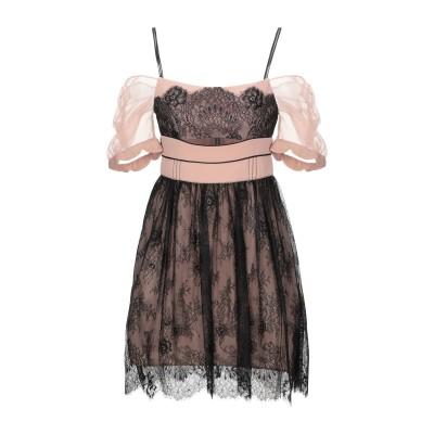SELF-PORTRAIT ミニワンピース&ドレス ローズピンク 6 ナイロン 100% / ポリエステル ミニワンピース&ドレス