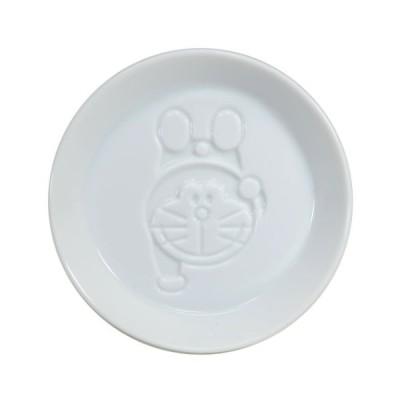 絵柄が浮き出る 醤油皿 小皿 ドラえもん 逆立ち 金正陶器 日本製