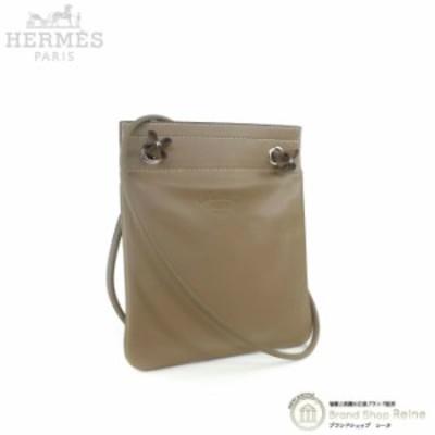 新品 エルメス(HERMES) アリーヌ ミニ スイフト エトゥープ D刻 ショルダー 斜め掛け バッグ