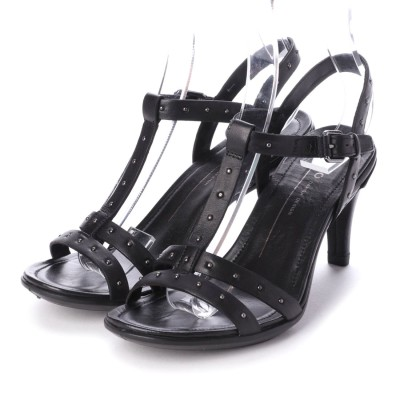 エコー ECCO SHAPE 65 SLEEK SANDAL (BLACK)