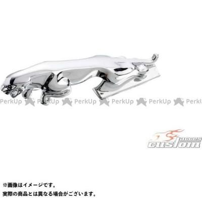 【無料雑誌付き】カスタムアクセス 汎用 Jaguar Chromed Inox   JG0001J CustomAcces