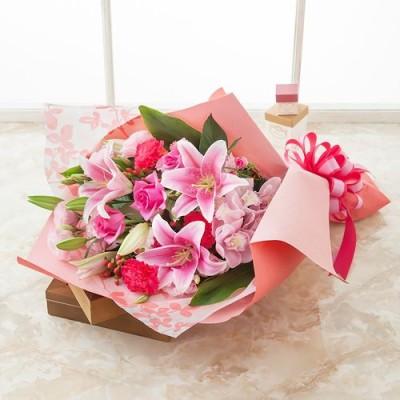 花束「ボヌール~華やかな贈り物~」 花 ギフト プレゼント フラワーギフト 贈り物