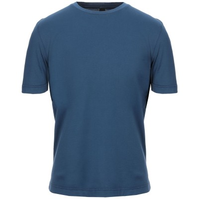 MAXI HO T シャツ ブルー 48 コットン 100% T シャツ