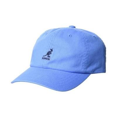 カンゴール キャップ Washed Baseball 100169220 SKY 日本 ONE SIZE (FREE サイズ)