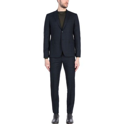 ブライアン デールズ BRIAN DALES メンズ スーツ・ジャケット アウター Suit Dark blue