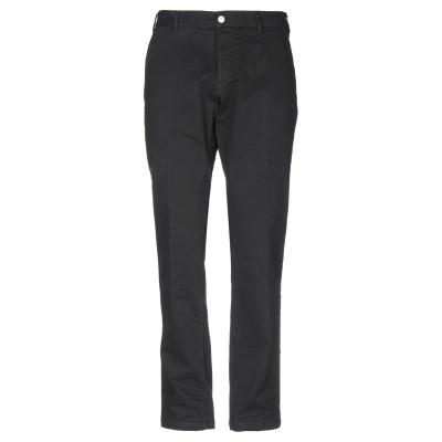 GUYA G. パンツ ブラック 44 コットン 97% / ポリウレタン 3% パンツ
