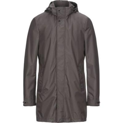 ムーレー MOORER メンズ ジャケット アウター full-length jacket Grey