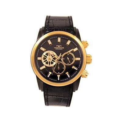 テクノスTECHNOS 腕時計 クロノグラフ T7A70BG メンズ