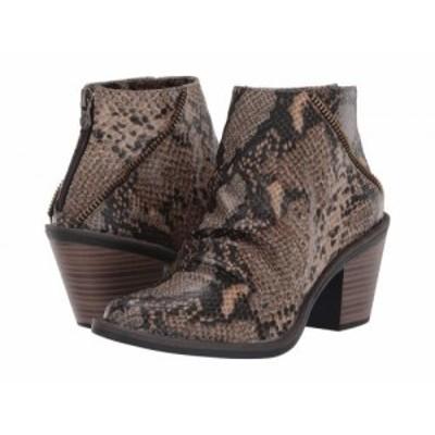 Blowfish ブローフィッシュ レディース 女性用 シューズ 靴 ブーツ アンクル ショートブーツ Liberty Natural Medusas Water【送料無料】