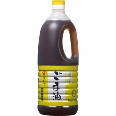 単品販売【金印 ごま油 濃口 業務用 1.65kgごま油】[代引選択不可]