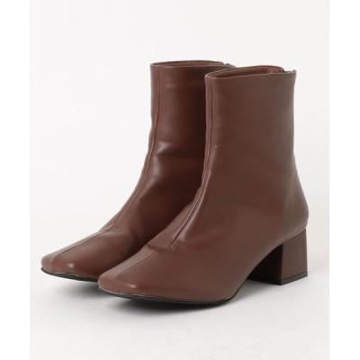 ZOZOUSED / 【Fricka】ショートブーツ WOMEN シューズ > ブーツ
