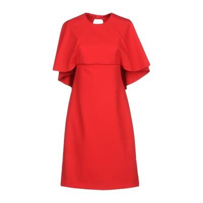 MIKAEL AGHAL ミニワンピース&ドレス レッド 2 ナイロン 91% / ポリウレタン 9% ミニワンピース&ドレス