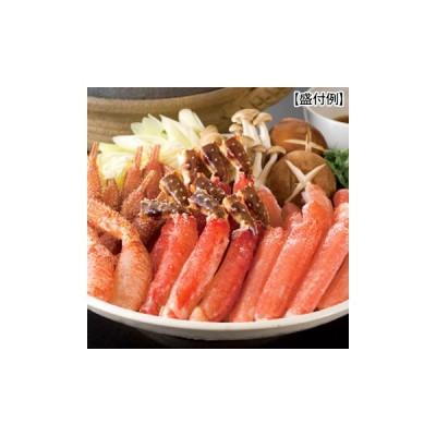 札幌バルナバフーズ かにしゃぶ3種詰合せ 13004705