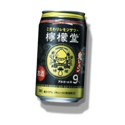 お歳暮 ギフト お酒 コカコーラ 檸檬堂 鬼レモン 350ml 缶 24本 レモンサワー チューハイ ケース販売