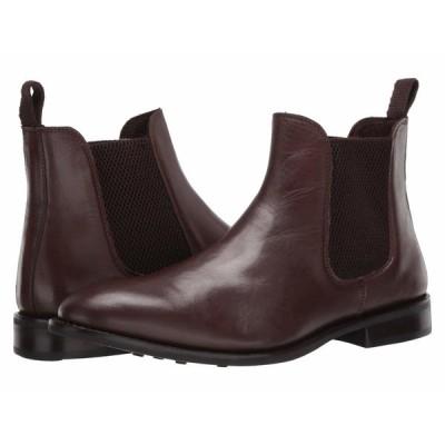 アンソニー ヴィア ブーツ&レインブーツ シューズ メンズ Jefferson Chelsea Boot Chocolate Brown
