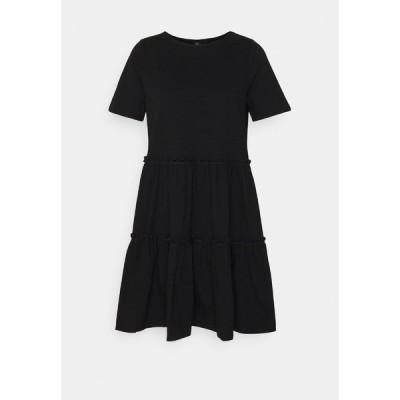 リバーアイランド ワンピース レディース トップス Day dress - black