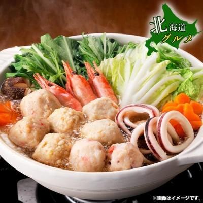 内祝い 内祝 お返し お取り寄せグルメ 鍋 ギフト セット 詰合せ 北海道 海鮮 つみれ鍋 メーカー直送 食品 食べ物