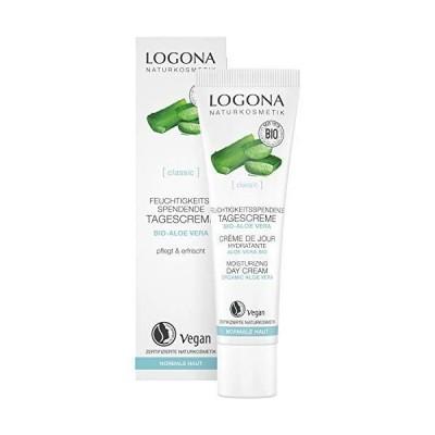 ロゴナ(LOGONA) 日本正規輸入品モイスチャー デイクリーム&ltアロエヴェラ&gt 30ml