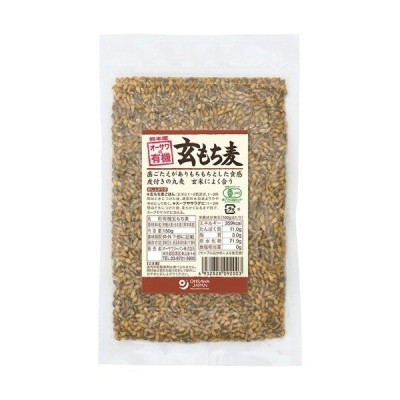 オーサワの有機玄もち麦(熊本産) ( 150g )/ オーサワ