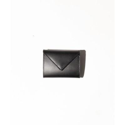 コインケース 札入れ ADAM PATEK / 【OHSU】patent leather mini wallet ( AMPK-K001 )