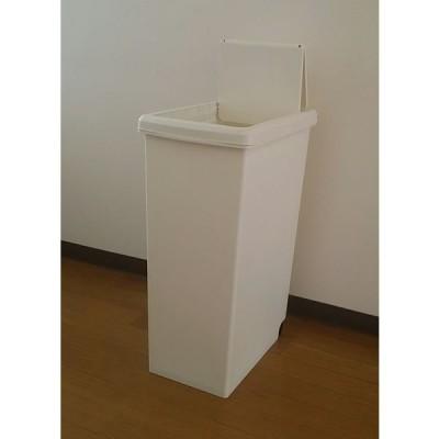 平和工業 スライドペール ホワイト 45L ホワイト 4907556239310 1個(直送品)