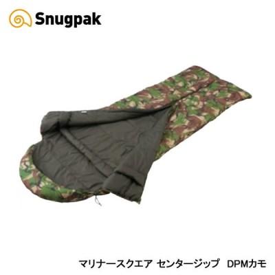 【Snugpak/スナグパック】 マリナー スクエア センタージップ DPMカモ 品番:SP14684DPM