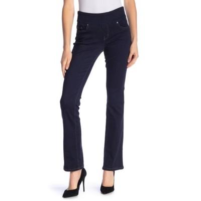 ジャグジーンズ レディース デニムパンツ ボトムス Mila Paley Bootcut Jeans TWILIGHT
