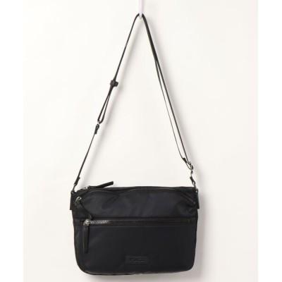 SHICATA / リサイクルナイロン スクエアショルダー Sサイズ WOMEN バッグ > ショルダーバッグ