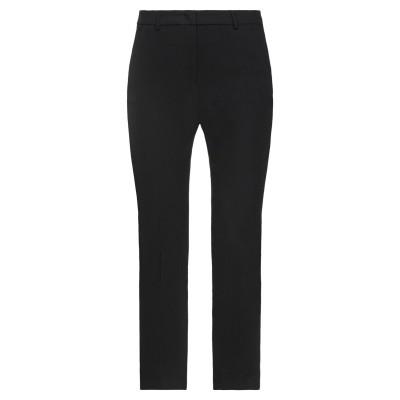 WEEKEND MAX MARA パンツ ブラック 38 ポリエステル 75% / レーヨン 19% / ポリウレタン 6% パンツ