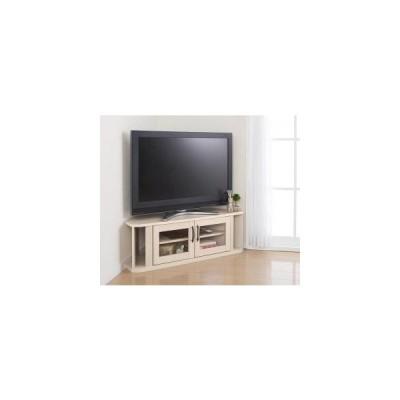 テレビ台 収納 テレビボード 32型 42型 43型 超!薄型コーナーテレビボード 0405003587