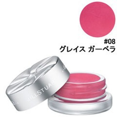 ジルスチュアート JILLSTUART チーク&アイブロッサム #08 グレイス ガーベラ 4g 化粧品 コスメ