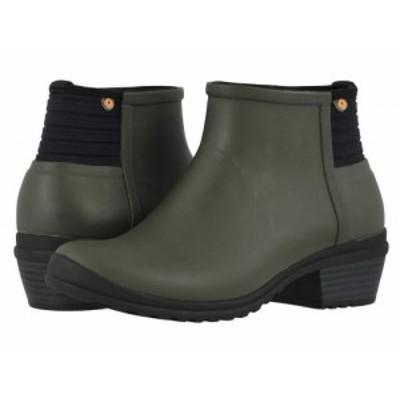 Bogs ボグス レディース 女性用 シューズ 靴 ブーツ レインブーツ Vista Ankle Olive【送料無料】