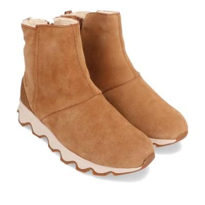ソレル SOREL ブーツ キネティック ショート (CAMEL BROWN/NATURAL) 20FA-I