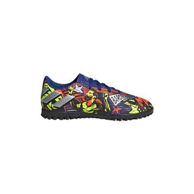 アディダス(adidas) ジュニアサッカートレーニングシューズ ネメシス メッシ 19.4 TF J EH0602 サッカーシューズ トレシュー (キッズ)