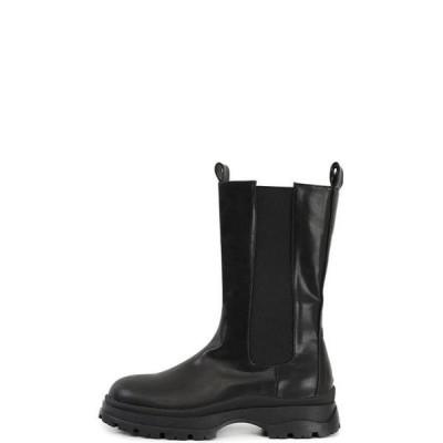 somedayif レディース ブーツ Weight chelsea boots