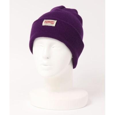 TONE / 【NEWBERRY KNTTING/ニューベリーニッティング】100% ACRYLIC BEANIE (UN) WOMEN 帽子 > ニットキャップ/ビーニー