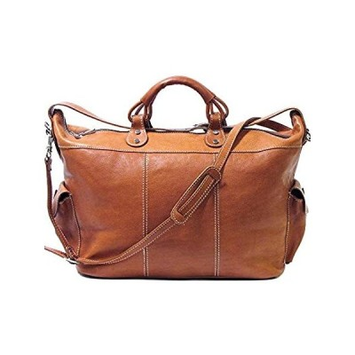 Floto Luggage Parma Edition Leather Tote, Tan, Large