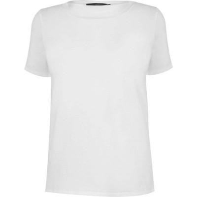 マックスマーラ Max Mara Weekend レディース Tシャツ トップス Multi T Shirt white