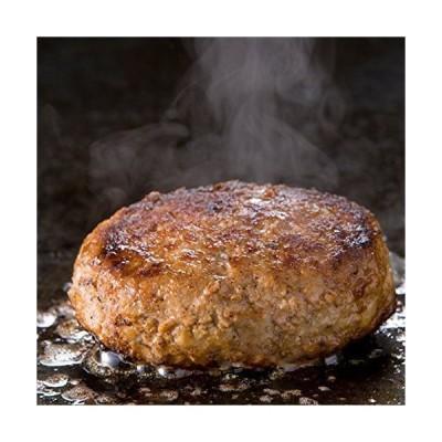 近江牛専門店の絶品ハンバーグステーキ4個セット ハンバーグソース付き