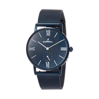 [オロビアンコ] 腕時計 OR0071-55 メンズ 正規輸入品 ブルー
