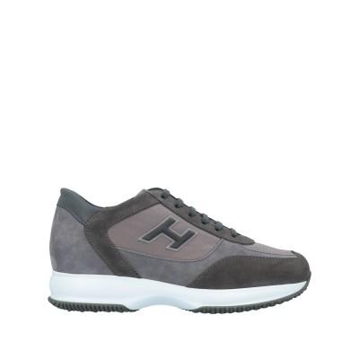 ホーガン HOGAN スニーカー&テニスシューズ(ローカット) カーキ 10.5 革 / 紡績繊維 スニーカー&テニスシューズ(ローカット)