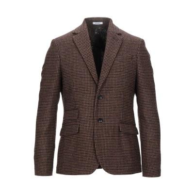 OFFICINA 36 テーラードジャケット キャメル 48 ウール 60% / ポリエステル 20% / ナイロン 15% / 指定外繊維 5%