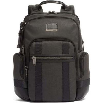トゥミ TUMI メンズ バックパック・リュック バッグ Alpha Bravo Nathan Expandable Backpack Graphite