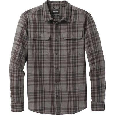プラーナ メンズ シャツ トップス Prana Men's Edgewater LS Shirt