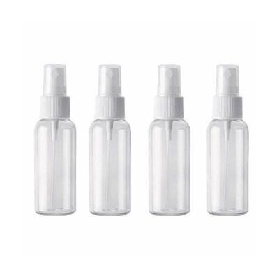cyiecw スプレーボトル 透明スプレー容器 小分けボトル 旅行 化粧品 美容院 園芸 植物用 清掃用 ペット用 細か