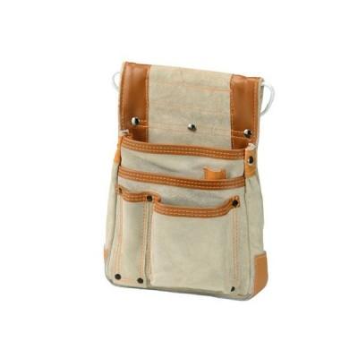 プロスター Delma leather lineデルマ床革 釘袋(小) H310×W230mm NO-871 0