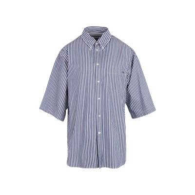 POLO RALPH LAUREN シャツ ブルーグレー XS コットン 100% シャツ